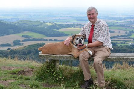 The Yorkshire Vet Peter Wright will be signing copies of his latest memoir at Waterstones in Harrogate next month