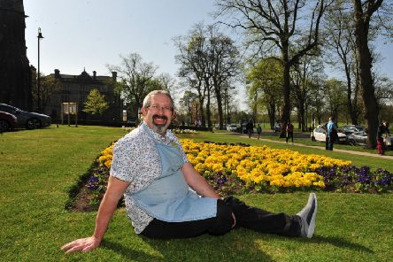 Mike Jarvis, who works at food shop COOK on West Park, is inviting other residents, businesses and community groups in Harrogate to embrace the event on June 22,