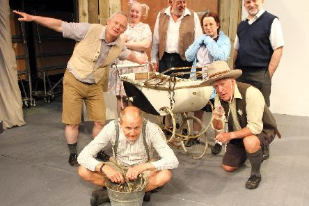 Pateley Bridge Players presents Dennis Potter's World War Two drama