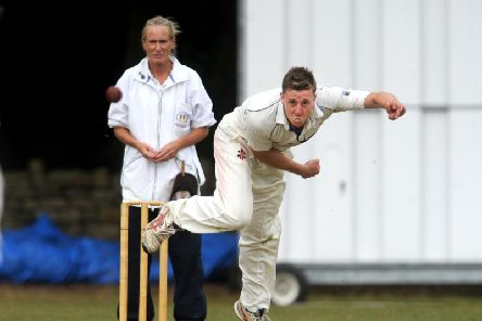 Beckwithshaw CC skipper Pete Hotchkiss has led his team to four wins from their last five.