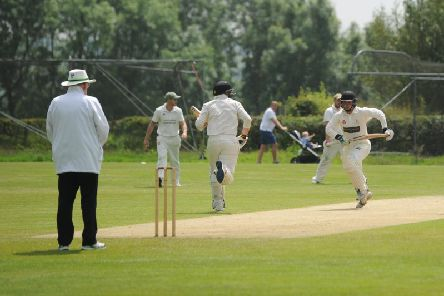 Beckwithshaw CC suffered an afternoon to forget when they hosted New Rover. Picture: Gerard Binks