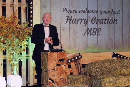 Harry Gration will be the host on awards night. Picture by Simon Hulme.