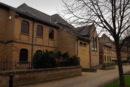 David Wesling, 45, from Ripon, was found guilty of online sexual activity with the girl following a trial in August.