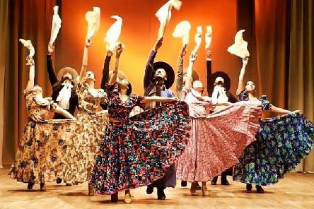 Dancers from Argentina will be part of this year's Billingham International Folklore Festival of World Dance