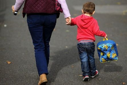 Single parents are on the increase in South Tyneside