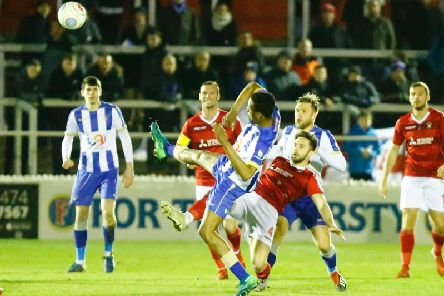 Nicke Kabamba has been a revelation at Pools, scoring five in five games.
