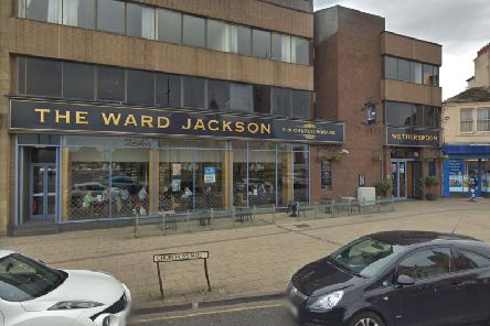 The Ward Jackson. Picture by Google Streetview