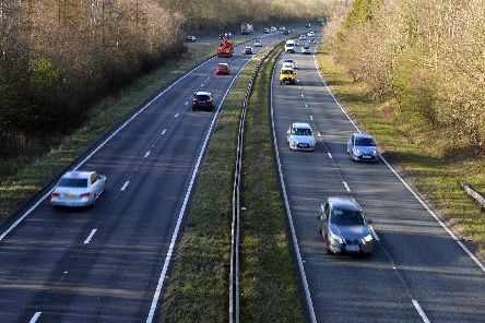 We'll keep you up to date with what's happening on the region's roads