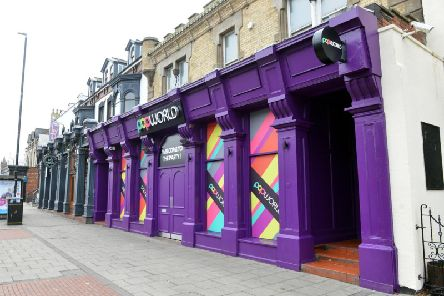 Popworld's hours have been extended so they now remain open until 3am.