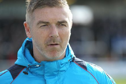 Wrexham boss Bryan Hughes criticised his players following their defeat to Hartlepool on Saturday.