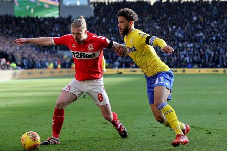 Middlesbrough's Adam Clayton has assessed their play-off rivals
