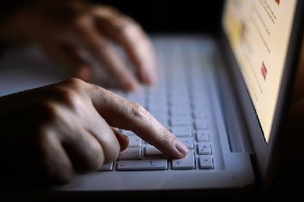 Harassment allegations can result from online activity.