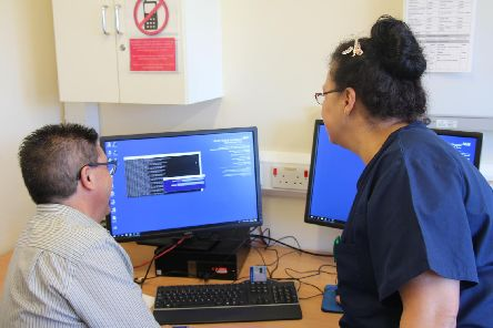 Health trust is embracing 'digital first' system.