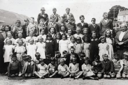 Were you one of the North East evacuees who found themselves among Arkengarthdale's 1940 pupils?