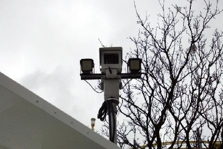 Are there too many cameras in the Hartlepool area?