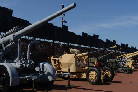 A fundraising campaign was in place to help Heugh Battery Museum raise 5,000.