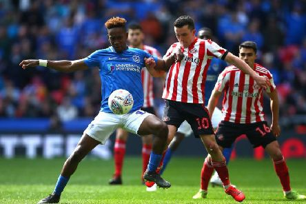 Middlesbrough are reportedly tracking Portsmouth winger Jamal Lowe.
