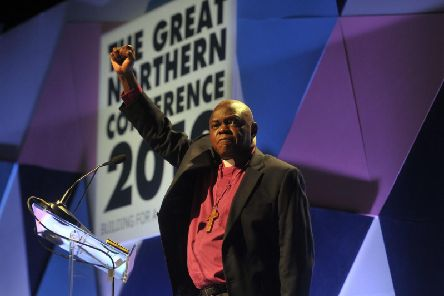 John Sentamu at last year's event - picture by Tony Johnson