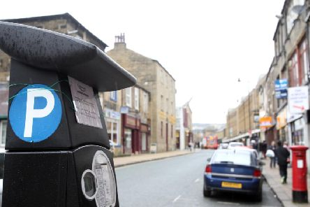 Calderdale Council suspend all parking charges until further notice