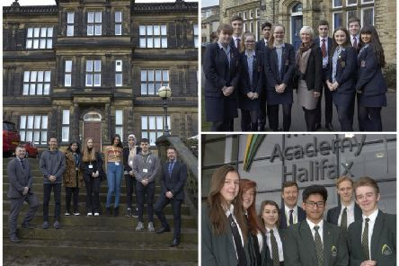 Calderdale head teachers are pleased with work of students after league table results