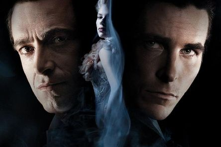 After a tragic accident, two stage magicians engage in a battle to create the ultimate illusion while sacrificing everything they have to outwit each other.''Christian Bale, Hugh Jackman, Scarlett Johansson star