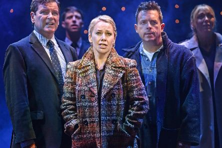 Musical Blood Brothers is on at Leeds Grand