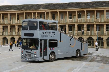 All aboard for the tale-tours which start this weekend