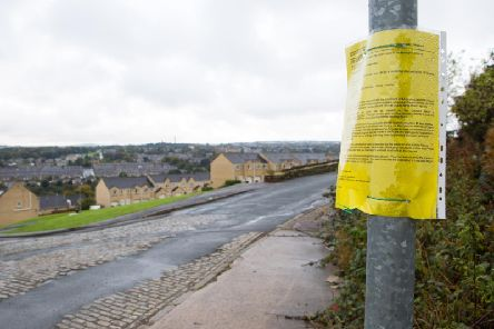 Here are the latest planning applications to appear before Calderdale Council