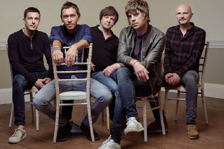 Shed Seven.