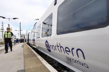 Sacked: Northern Rail is being stripped of its franchise.
