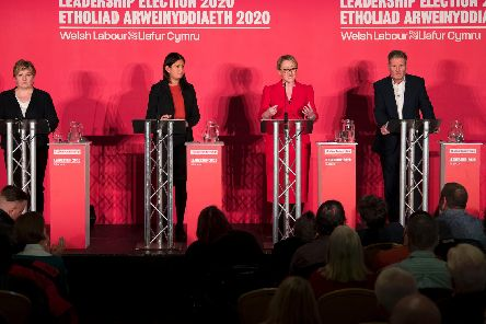 Hustings are taking place across the country ahead of the Labour leadership ballot.