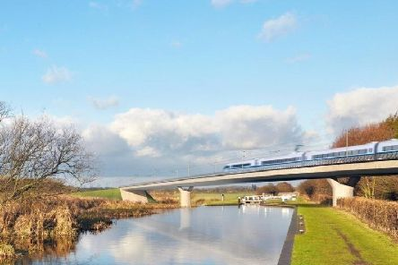 If delivered, HS2 will not be running until the 2030s.