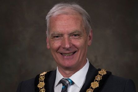 Coun Kevin Rostance, of Hucknall, who is chairman of Nottinghamshire County Council.