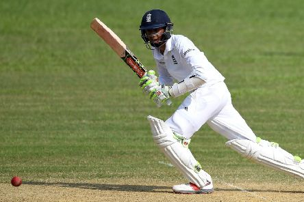 Batsman Haseeb Hameed, who has been snapped up by Nottinghamshire. (PHOTO BY: Gareth Copley/Getty Images)