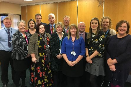 Care workers from across Mansfield, Ashfield, Newark & Sherwood welcomed visitors from NHS Highland to Ashfield to share learning on caring for dying patients and those who frequent A&E repeatedly.