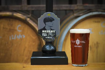 You can now get official Peaky Blinders beer