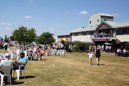 The countdown is on to your Chad's family fun day at Southwell Racecourse.