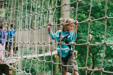 Sherwood Pines is an outdoor experience on our doorstep that is perfect for the family