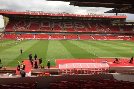 Plans to redevelop the City Ground has moved a step closer