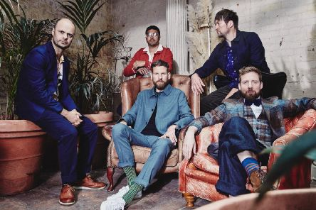 Tickets go on sale on Friday to see Kaiser Chiefs at Motorpoint Arena Nottingham