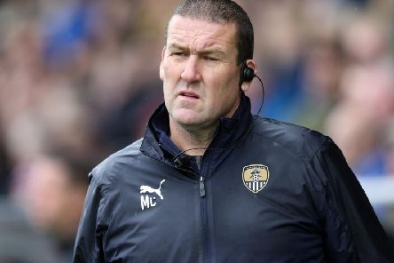 Mark Crossley spent three years at Meadow Lane (Pic: Getty)