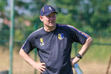 Lee Glover is full of praise for Mansfield's new training academy.