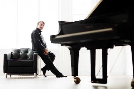 Pianist Jean-Efflam Bavouzet'Photo by Benjamin Ealovega