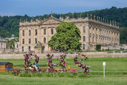 The RHS Chatsworth Flower Show will run from June 11 to 14, 2020.