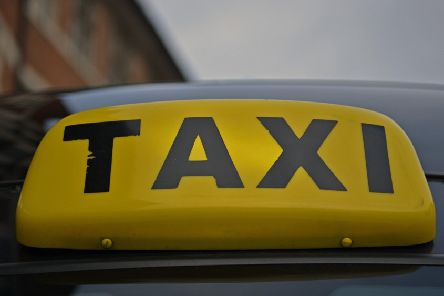 Taxi rank, Chesterfield