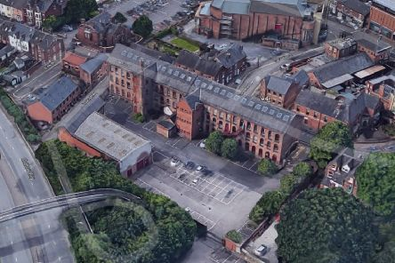 A dozen new houses are set to be given the go-ahead behind an historic Ilkeston mill.