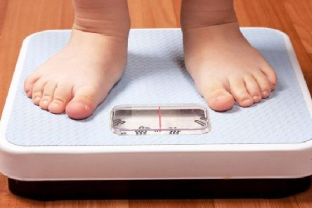 Childhood obesity is a growing problem.