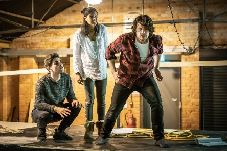 Skellig star Edward Harrison reveals all about his new role at Nottingham Playhouse