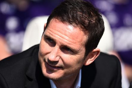 Frank Lampard saw his side draw 2-2 at Birmingham.