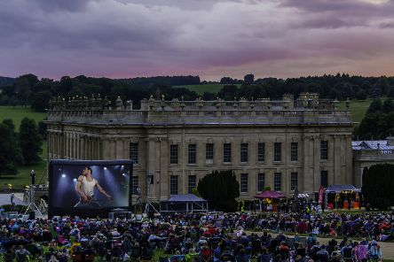 Bohemian Rhapsody will be screened at Chatsworth.